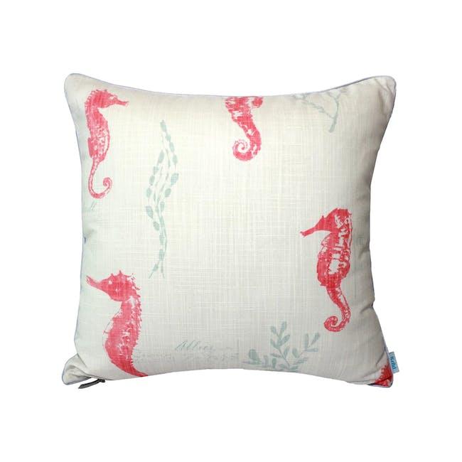 Ocean Love Square Cushion - 0