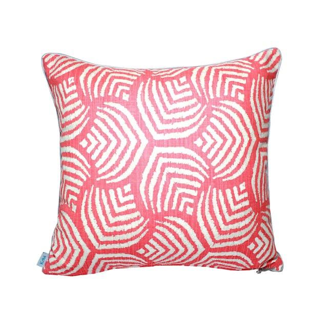Ocean Love Square Cushion - 1