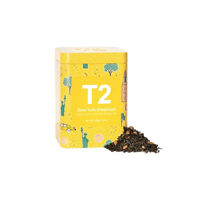T2 Icon Tins - New York Breakfast (2 Options) - 1