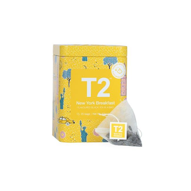 T2 Icon Tins - New York Breakfast (2 Options) - 0