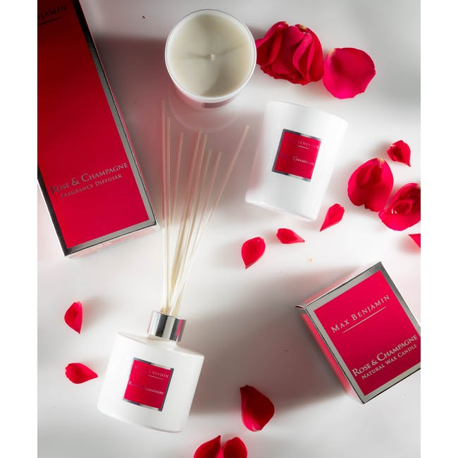 Rose and Champagne Diffuser - 2