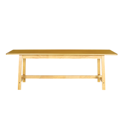 Haynes Dining Table 2.2m - Oak - Image 2