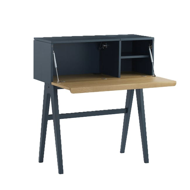 Valen Study Table - Space Blue - 2