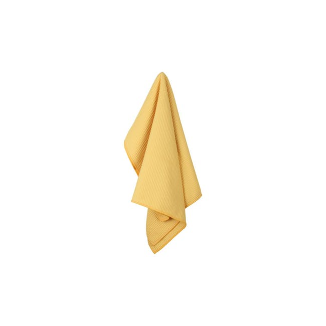 Tea Towel Single - Lemon - 0