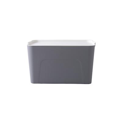 Clayton 8L Storage Box with White Lid - Image 1