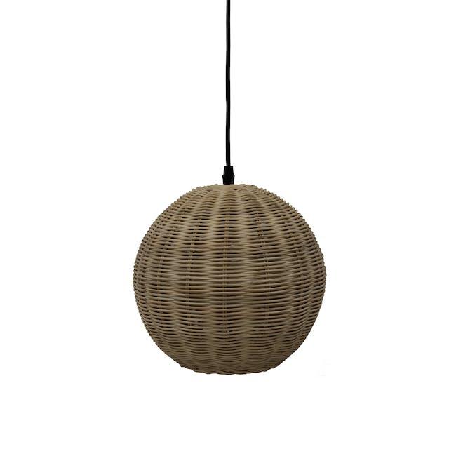 Aria Pendant Lamp - Brown - 0