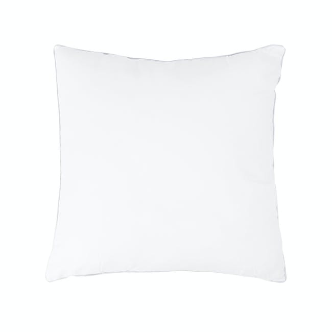 Klara Linen Cushion - Burnt Orange - 1