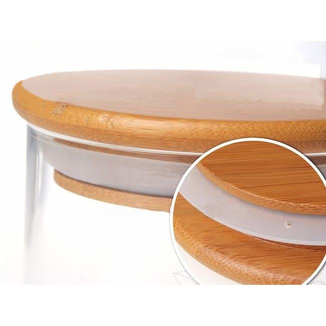 Wooden Lid Storage (Set of 3) - 2
