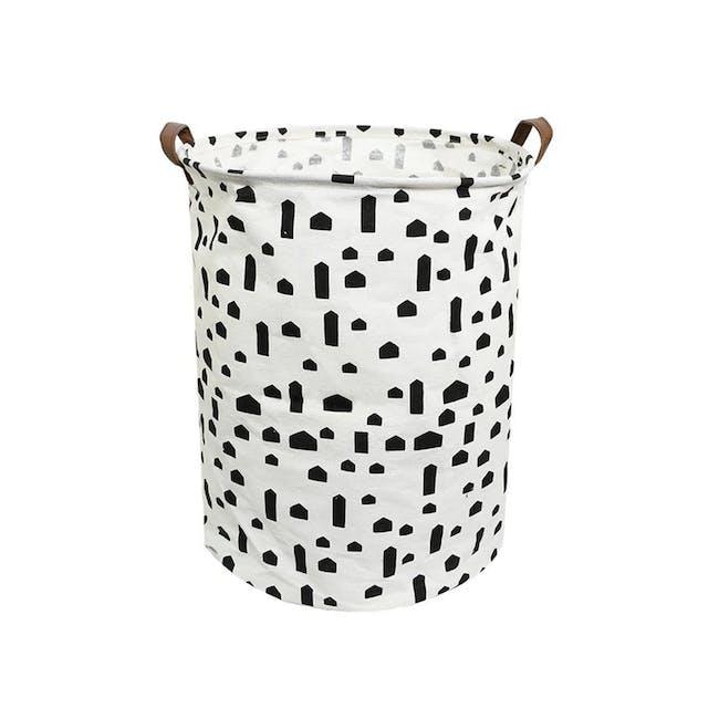 HOUZE Laundry Bag - Pentagons - 0