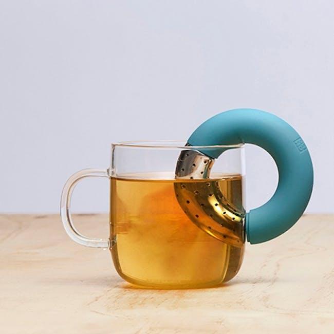 OMMO Torus Tea Infuser - Paprika - 3