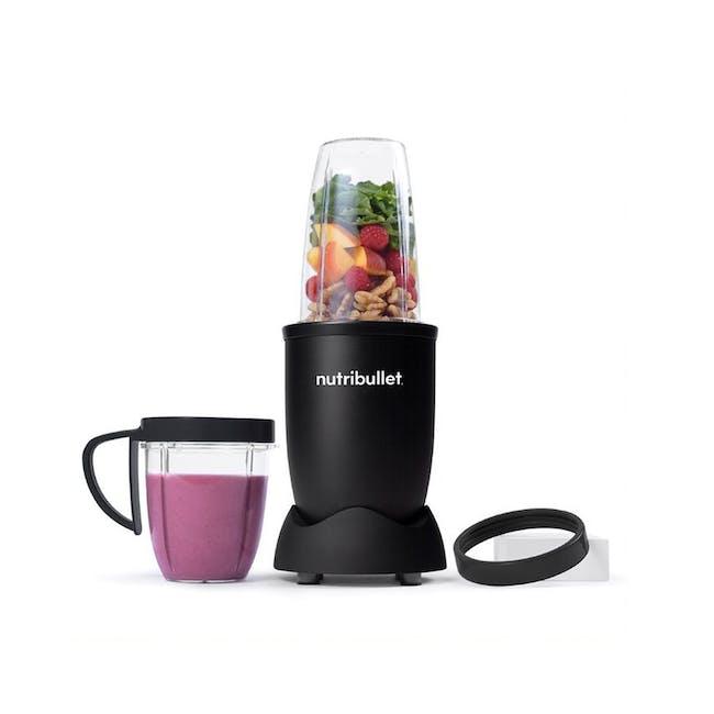 NutriBullet 600W Personal Blender - Matte Black - 0