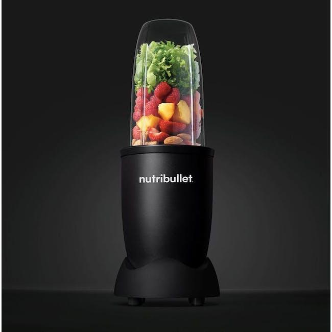 NutriBullet 600W Personal Blender - Matte Black - 2