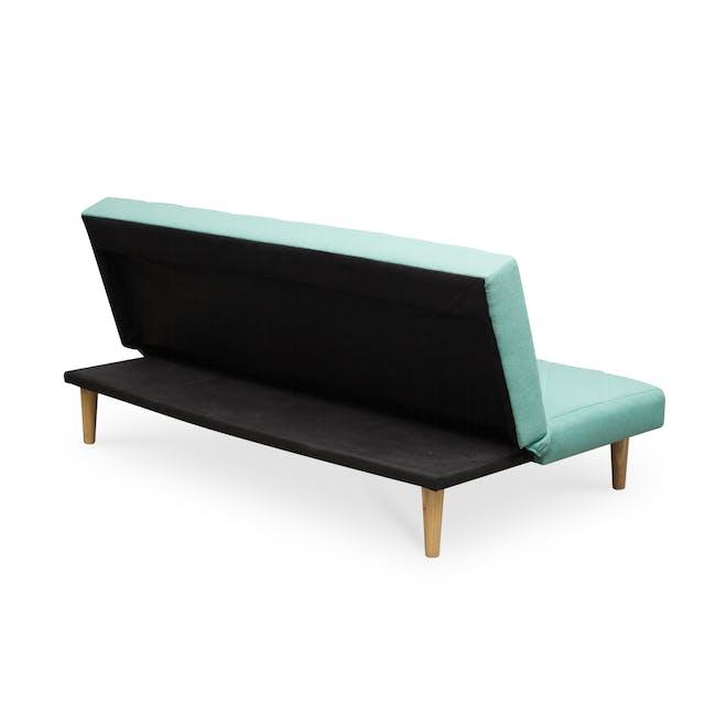 Laura Sofa Bed - Sea Green - 4