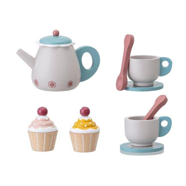 Little Chef Play Set - Pastries (Set of 8) - 1