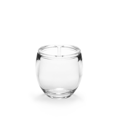 Droplet Toothbrush Holder - Clear - Image 1