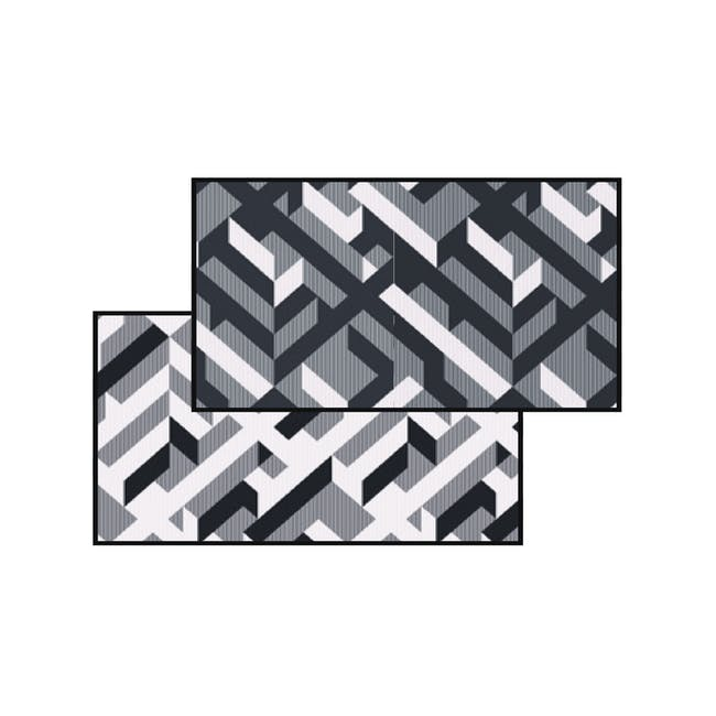 Avalon Small Reversible Mat 2m x 0.9m - 4