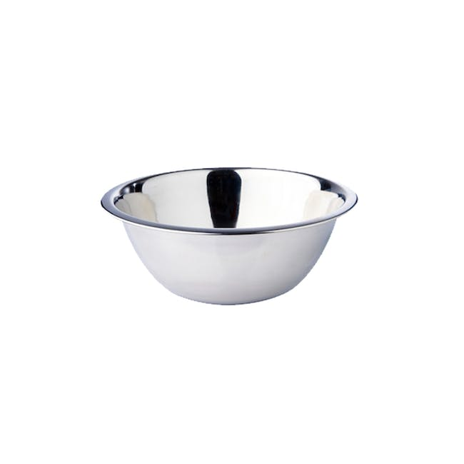 Stainless Steel Mixing Bowl - Large - 0