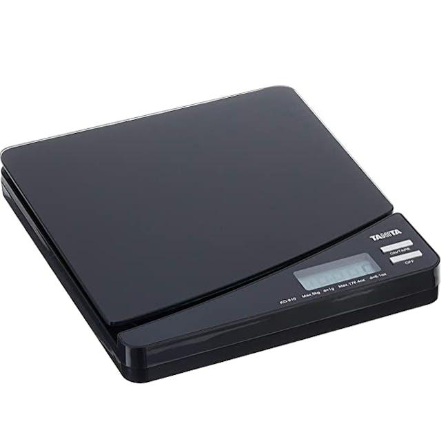 Tanita Tempered Glass Kitchen Scale 5kg - 1