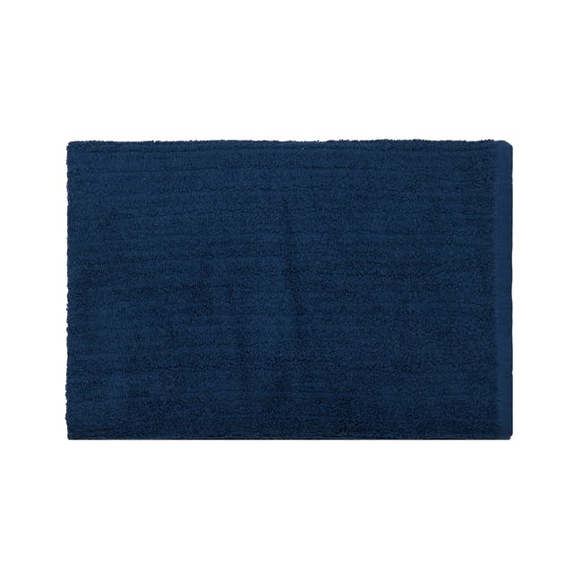 EVERYDAY Bath Sheet - Navy Blue - 0