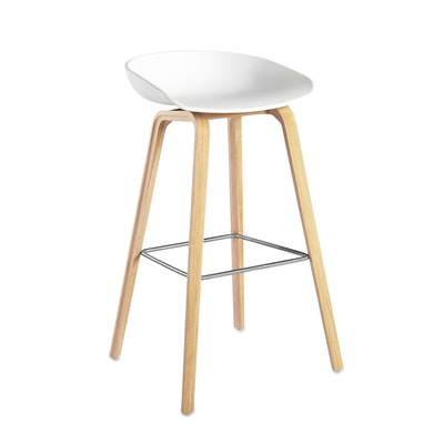 About A Stool AAS32 - White
