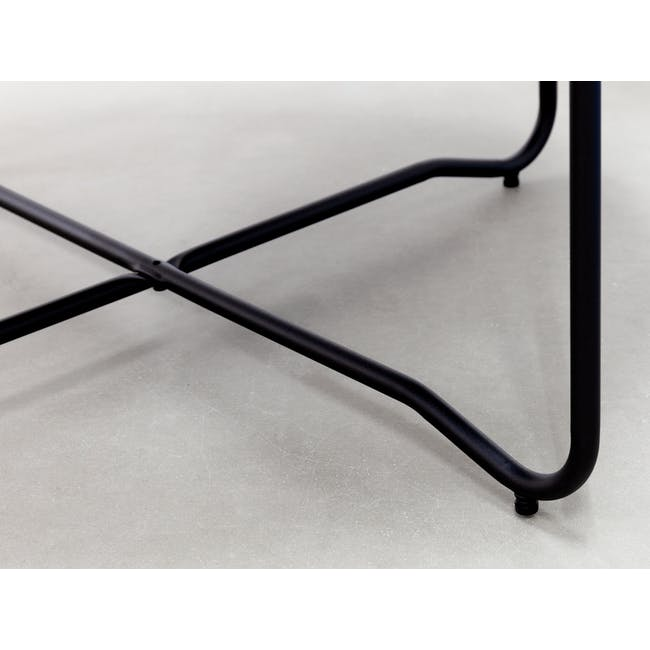 Seifer Coffee Table with Tanix Side Table - 4