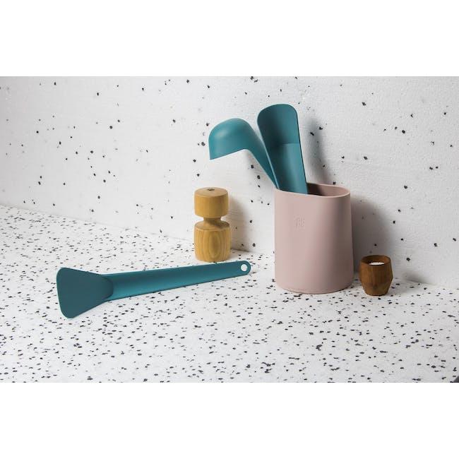 OMMO Hub Utensils Holder - Dusty Pink - 4