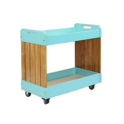Mikelle Trolley - Tiffany Blue - Image 1