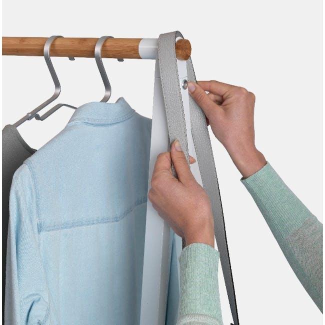 Linn Clothes Rack Small - White - 2