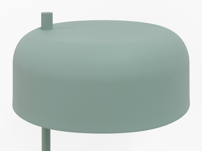 Bridget Floor Lamp - Green - Image 2