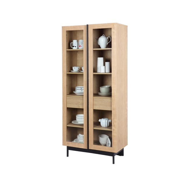 Tacy Display Cabinet - 1