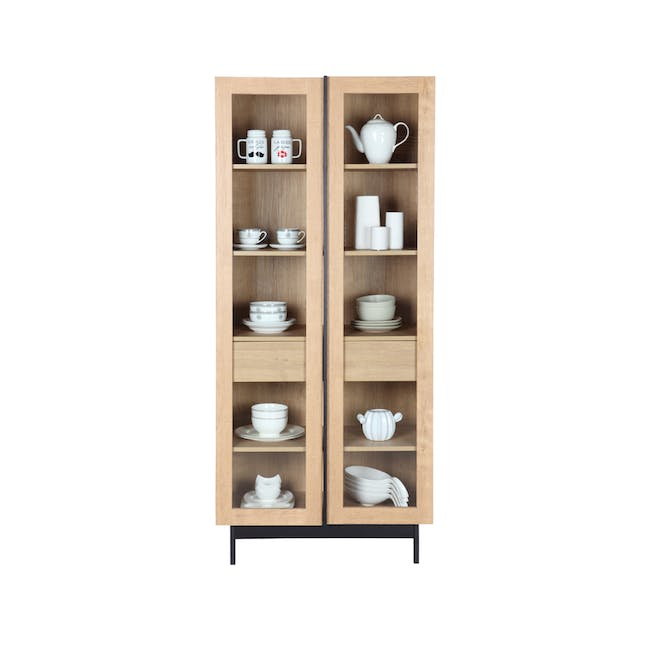 Tacy Display Cabinet - 3