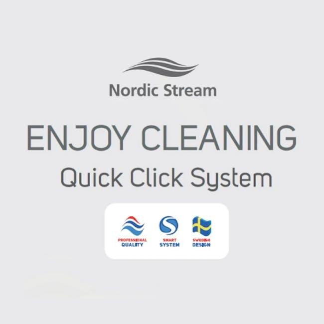 Nordic Stream Microfiber Mop Wet Pocket Refills - 4