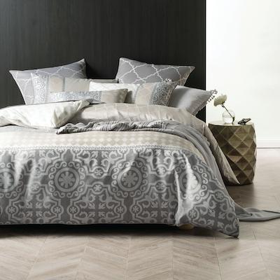 (King) Cubana 4-Pc Bedding Set - Image 1