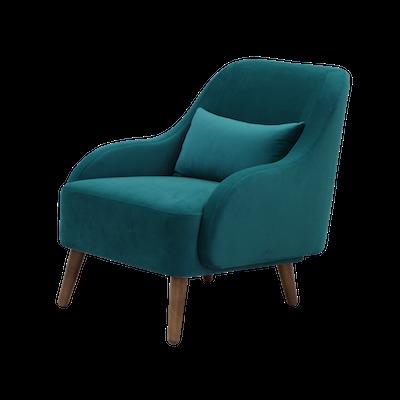 Aurora Armchair - Jade - Image 2