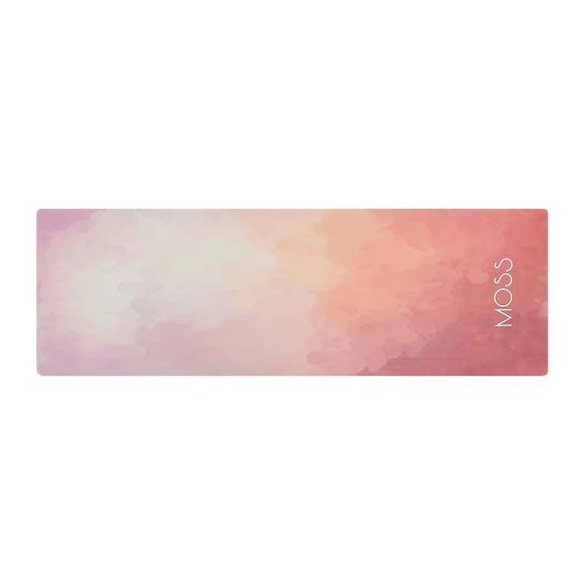 MOSS 2-in-1 Yoga Mat - Aurora - 0