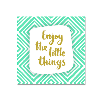 Little Things Print Poster - Image 1