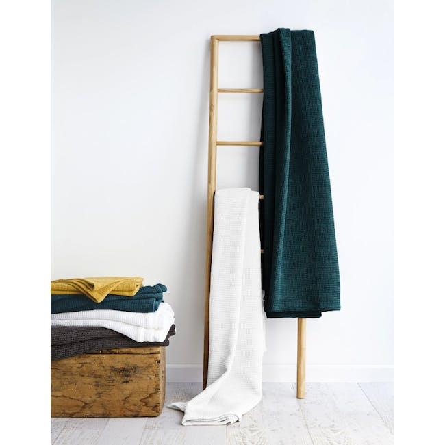 Canningvale Toscana Blanket - Azzurrite Teal - 1