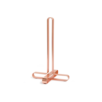 Pulse Paper Towel Holder - Copper