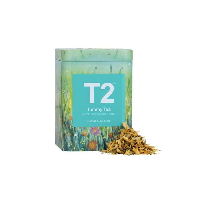 T2 Icon Tins - Tummy Tea (2 Options) - 1