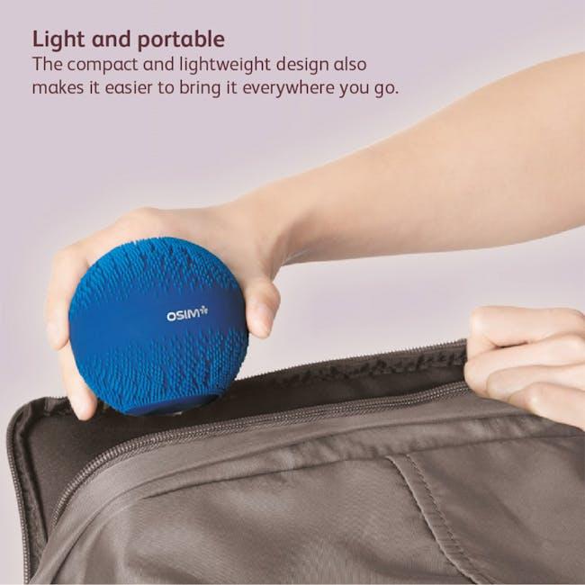 OSIM uZap Ball Potable Massager - 11