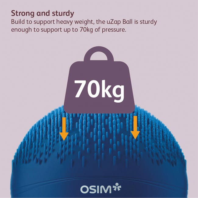 OSIM uZap Ball Potable Massager - 9