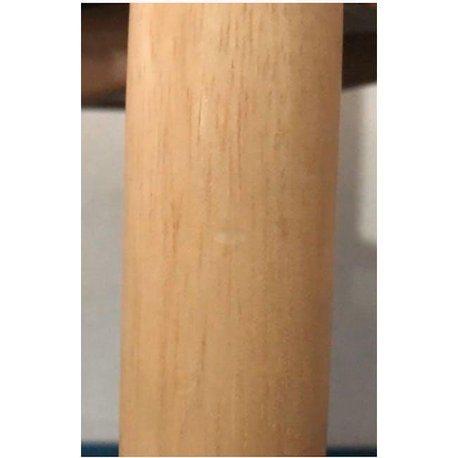 (As-is) Bouvier Dining Chair - Oak, Carrot - 1 - 6