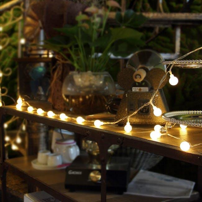 Mini Globe String Lights 6m - Warm - 2