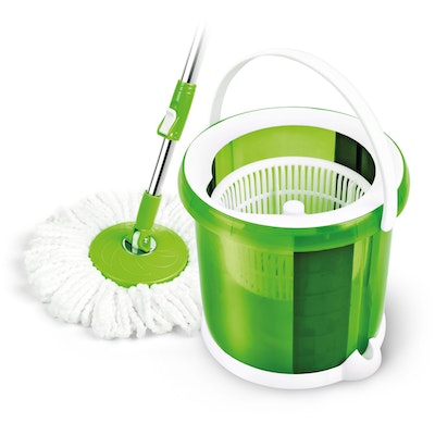 Lamart Circle Mop Set - Green - Image 1