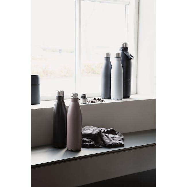 Dawson Thermo Flask - Brown - 1