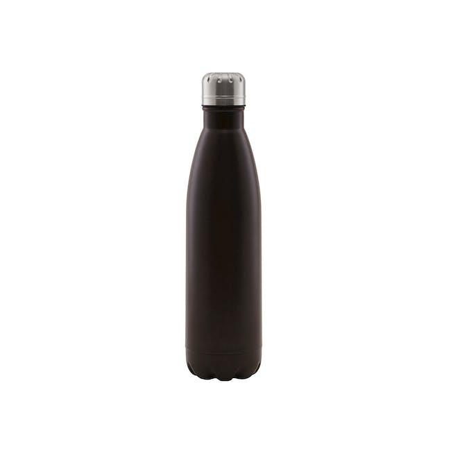 Dawson Thermo Flask - Brown - 0