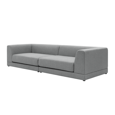 Buy 4 Seater Sofas Online in Singapore | HipVan