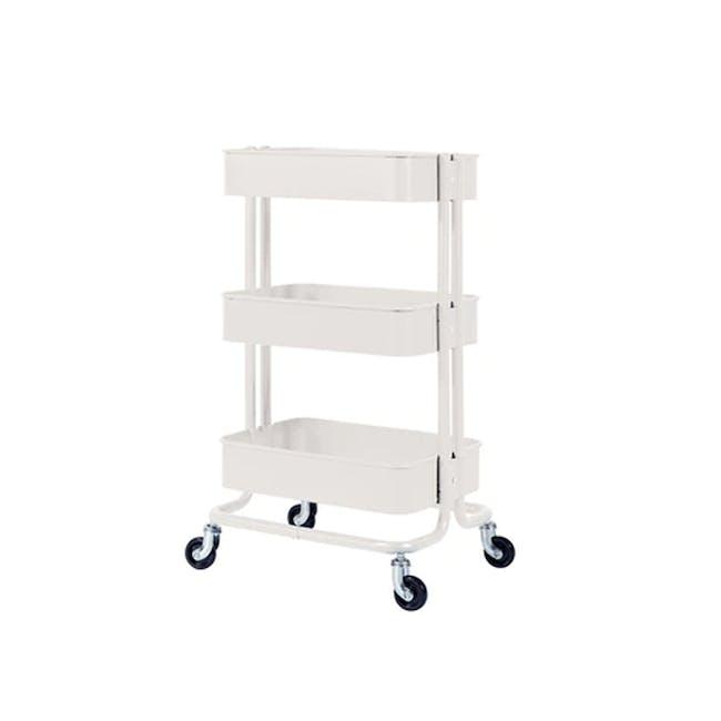 Snyder Trolley - White - 0
