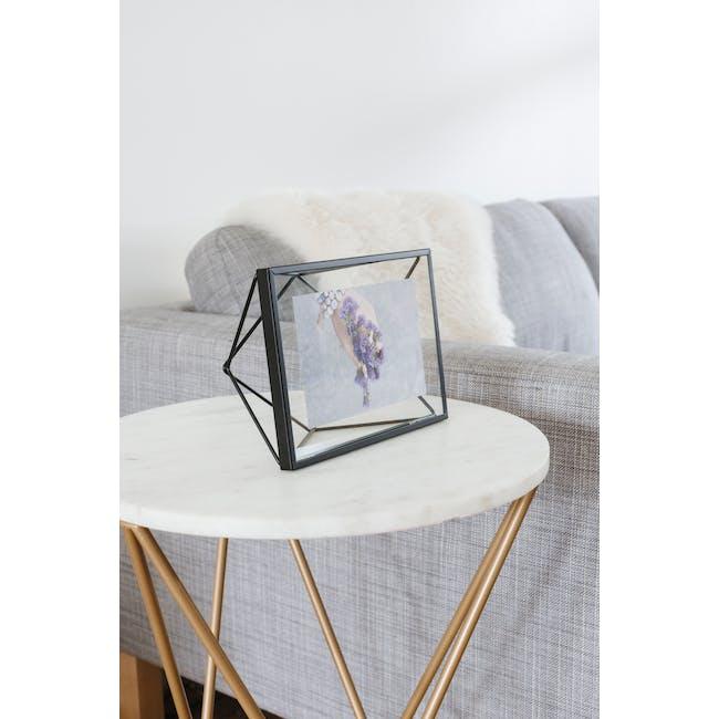 Prisma Rectangle Photo Display - Black - 4