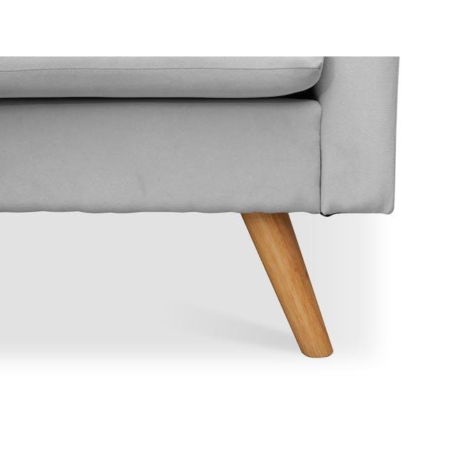 Helen 2 Seater Sofa - Silver Fox - 5